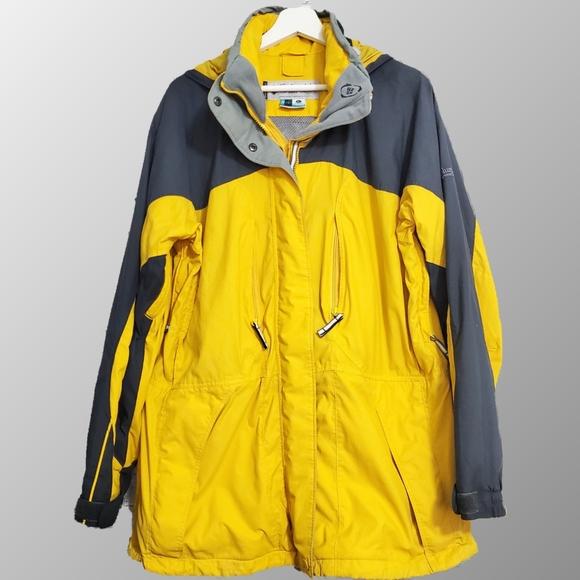 Columbia Women's Full Zip Windbreaker Jacket
